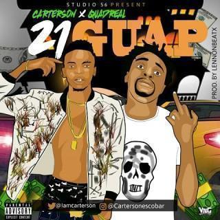 Carterson - 21 Guap ft. Quadreal