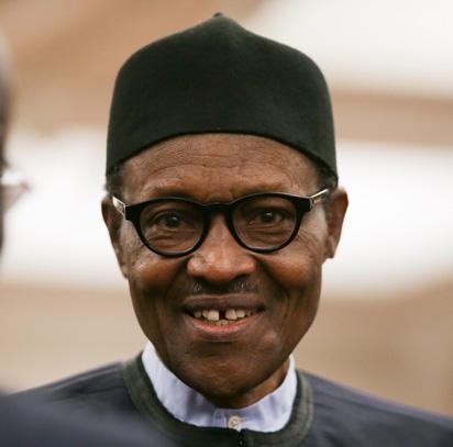 2019: Buhari's second term bid divides Nigerian entertainers