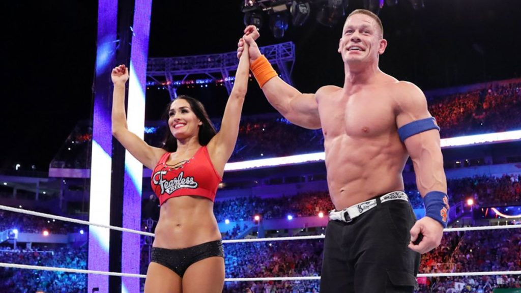 WWE: John Cena and Nikki Bella seperate after six years