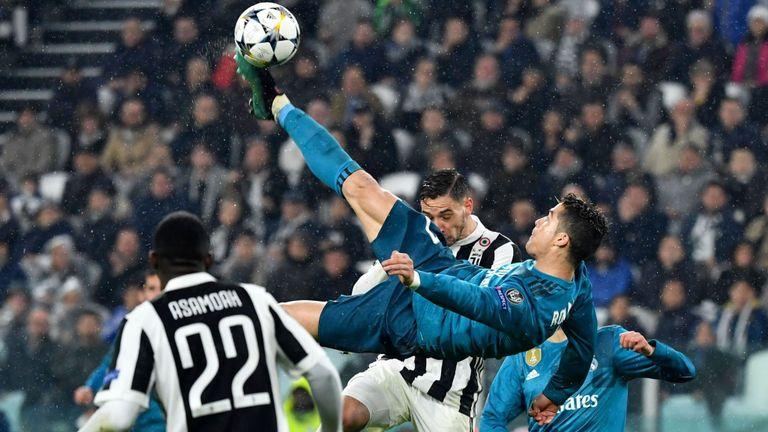Juventus 0-3 Real Madrid: Cristiano Ronaldo