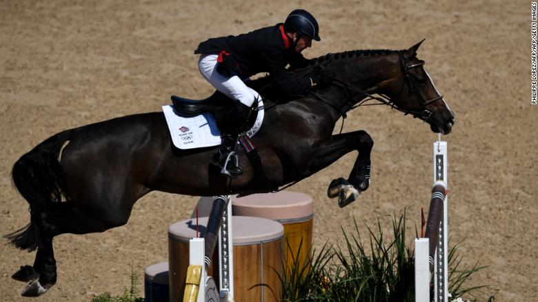 The 62-year-old John Whitaker eying the Tokyo Olympics