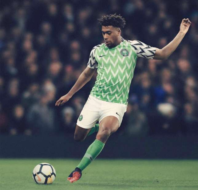 Nike say 3m people have pre-ordered supper eagles 2018 World Cup jerseys
