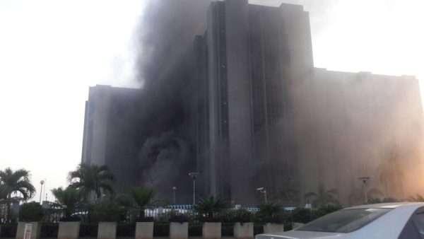 It was a false alarm on CBN fire attack - Spokesman