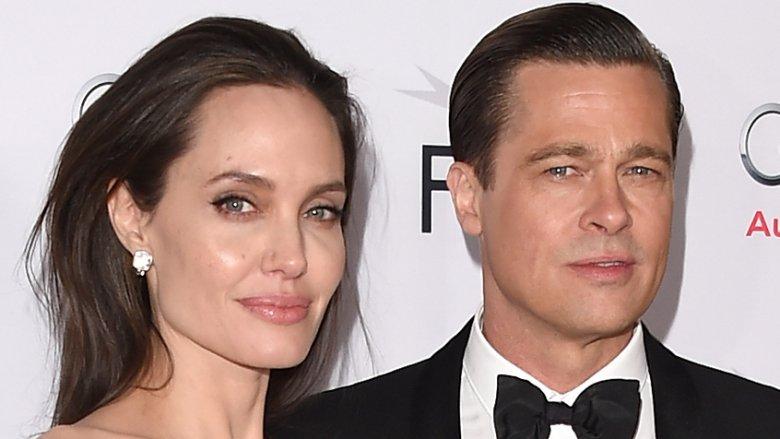 Brad Pitt and Angelina Jolie fighting over custody