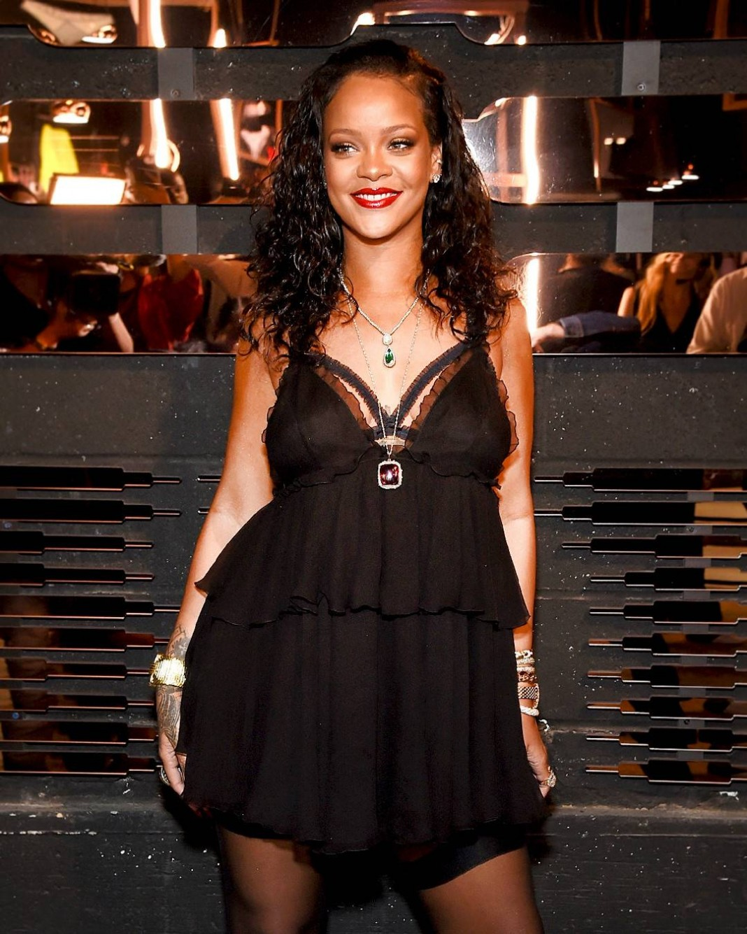 Rihanna Shares Her Tips on How to Feel Confident in Lingerie