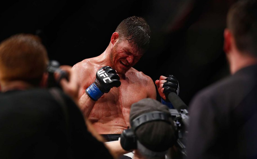 Pioneer, salesman, record breaker: Michael Bisping is an MMA legend