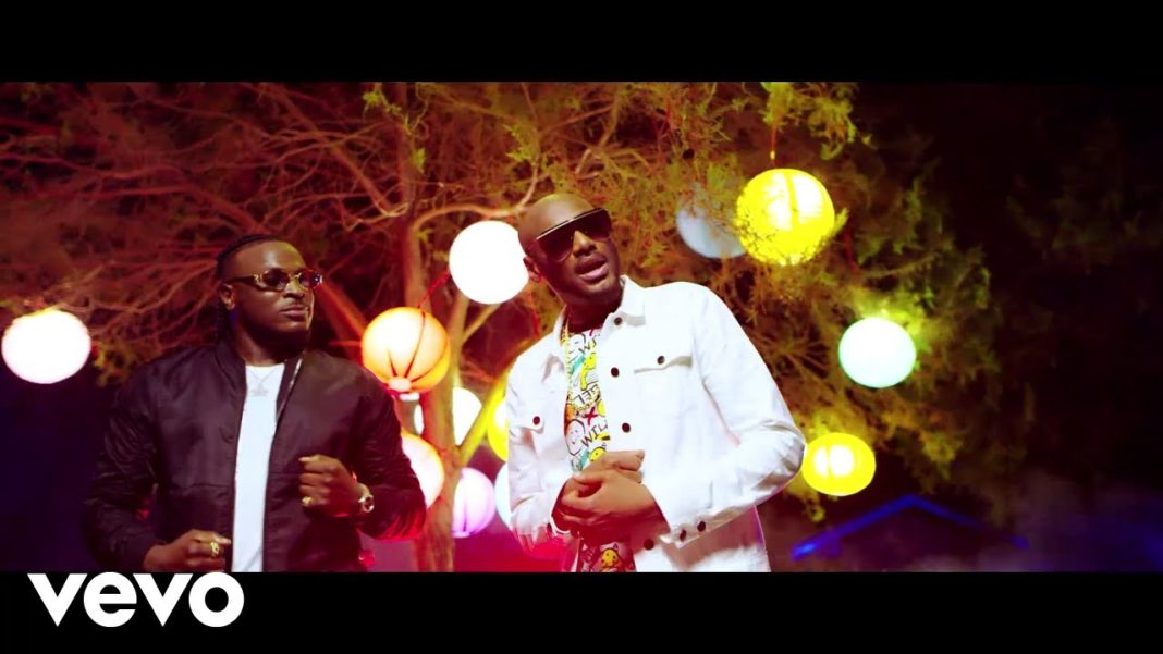 2Baba - Amaka [Official Video] ft. Peruzzi
