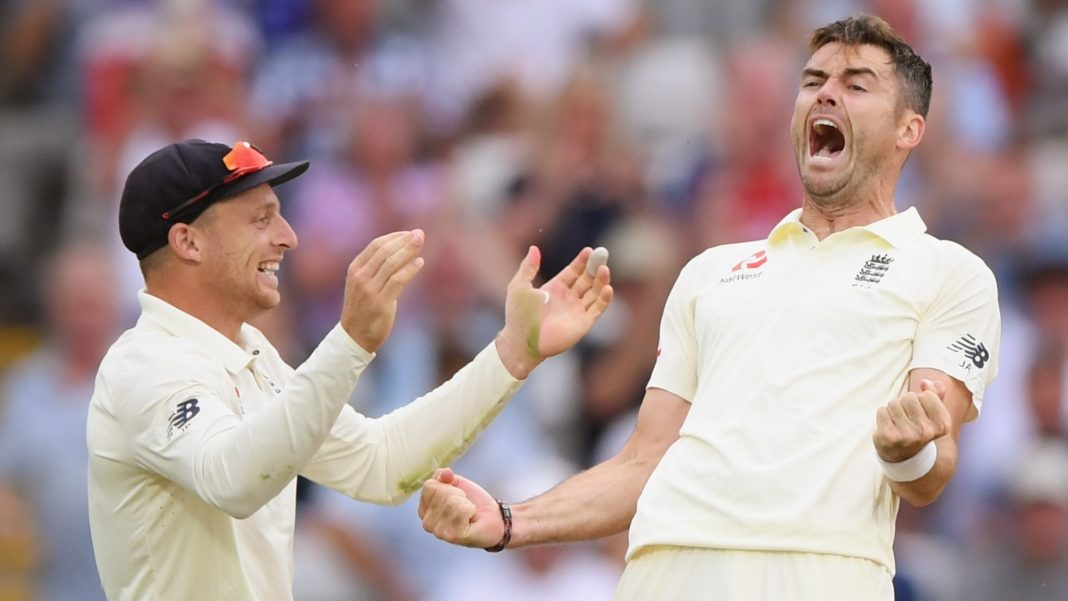 England v India: Hosts fight back with ball after batting collapse in first Test