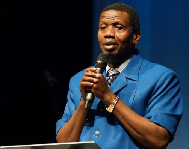 Pastor Adeboye speaks on handing over to Bishop Oyedepo as RCCG General Overseer