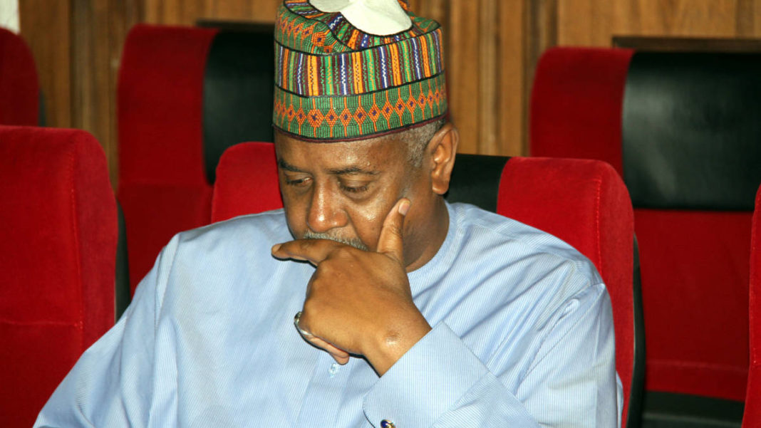 Why Dasuki may not be released – Presidency
