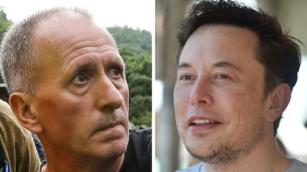 Elon Musk sued for libel by British Thai cave rescuer