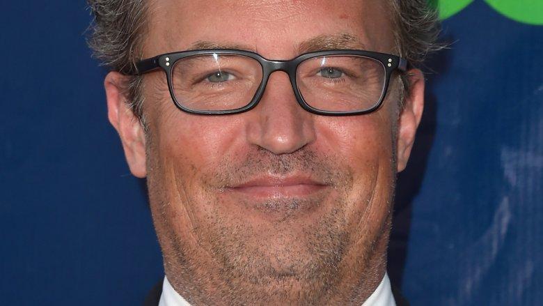 Matthew Perry reveals three-month hospitalization