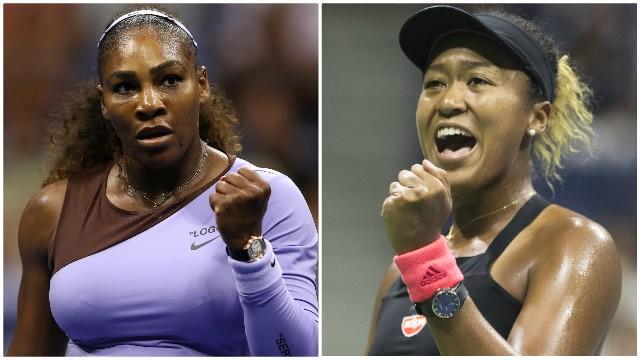 US Open 2018: Serena Williams final 'a dream' - Naomi Osaka