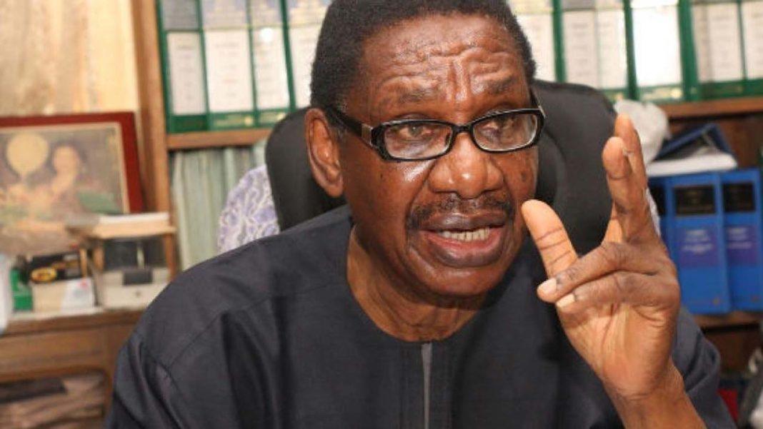 2019: Buhari's aide, Sagay mocks Atiku over promise to restructure Nigeria