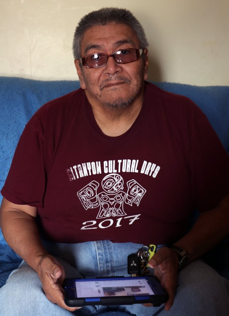A hereditary chief opens up about supplying his nation with free cannabis oil
