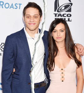 Cazzie David Urged By Fans Not to Get Back With Pete Davidson