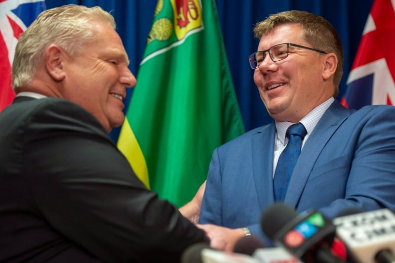 Federal minister says Saskatchewan and Ontario 'playing political games' after provinces skip trade meeting