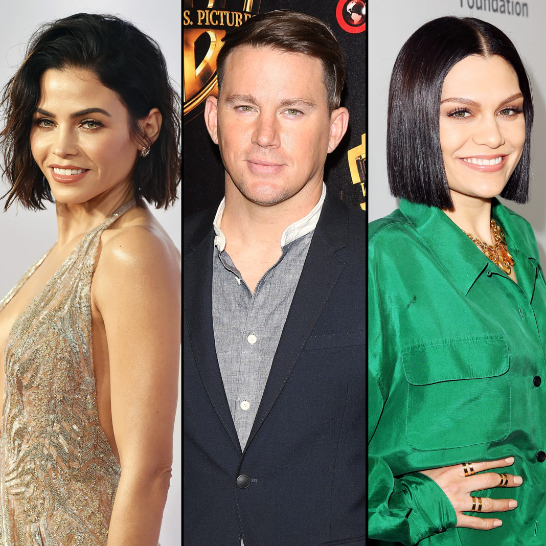 How Jenna Dewan Feels About Channing Tatum Dating Jessie J