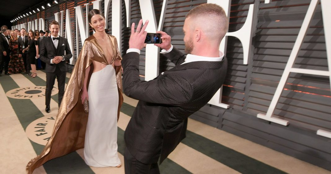 Justin Timberlake: Jessica Biel's Body Is 'a Temple' That 'Should Be Worshipped'