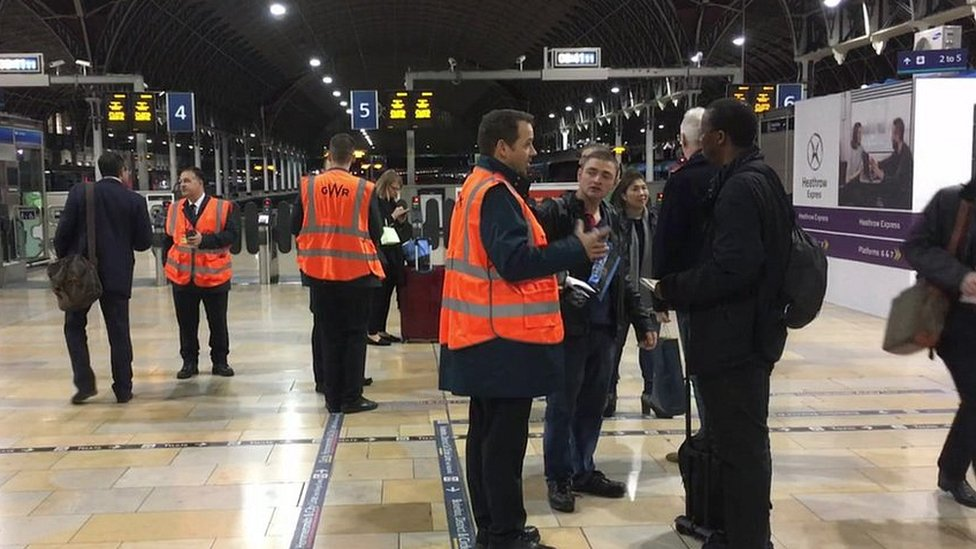 Paddington station: Passengers warned of major disruption
