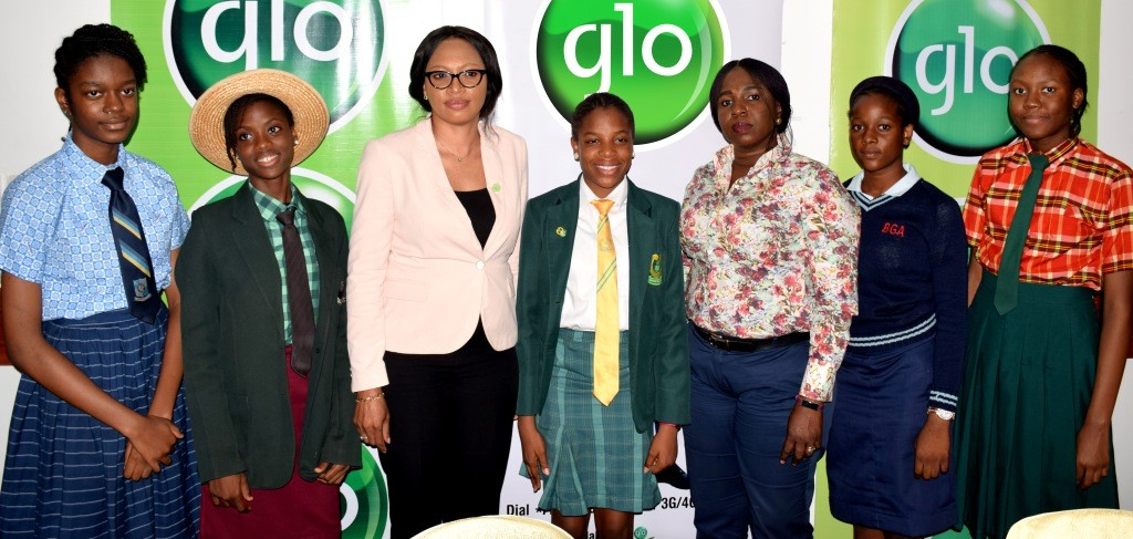 Sosan commends Glo for supporting the Girl Child Day