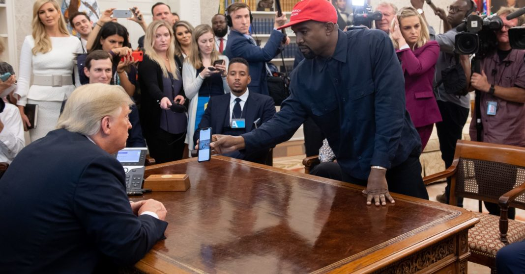 The 'iPlane 1' that Kanye West proposed to Trump was a Detroit student's graduate thesis