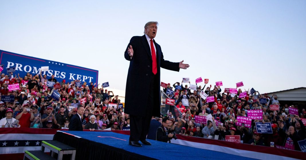 Trump targets birthright citizenship in his latest attempt to rile up the GOP base