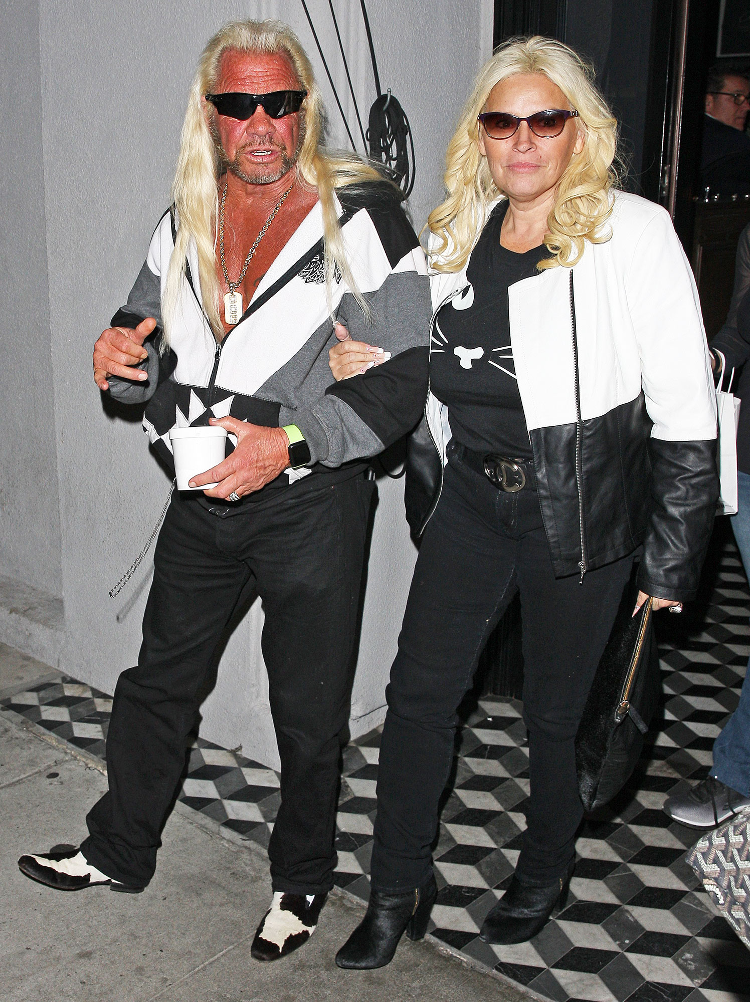 Dog The Bounty Hunters Wife Beths Throat Cancer Has