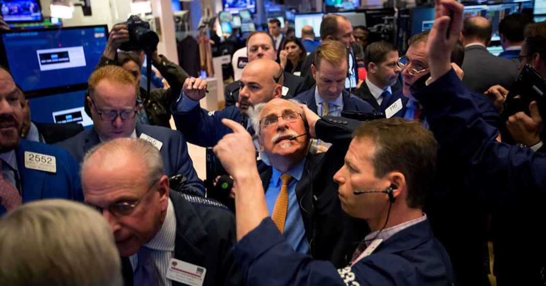 Dow set to climb more than 100 points ahead of Fed Chair Powell's speech