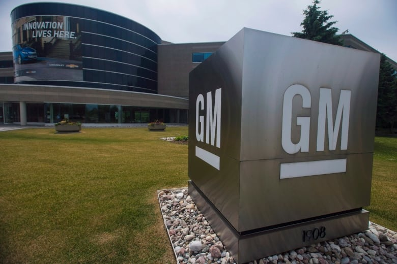 GM plant in Oshawa, Ont., to shut down