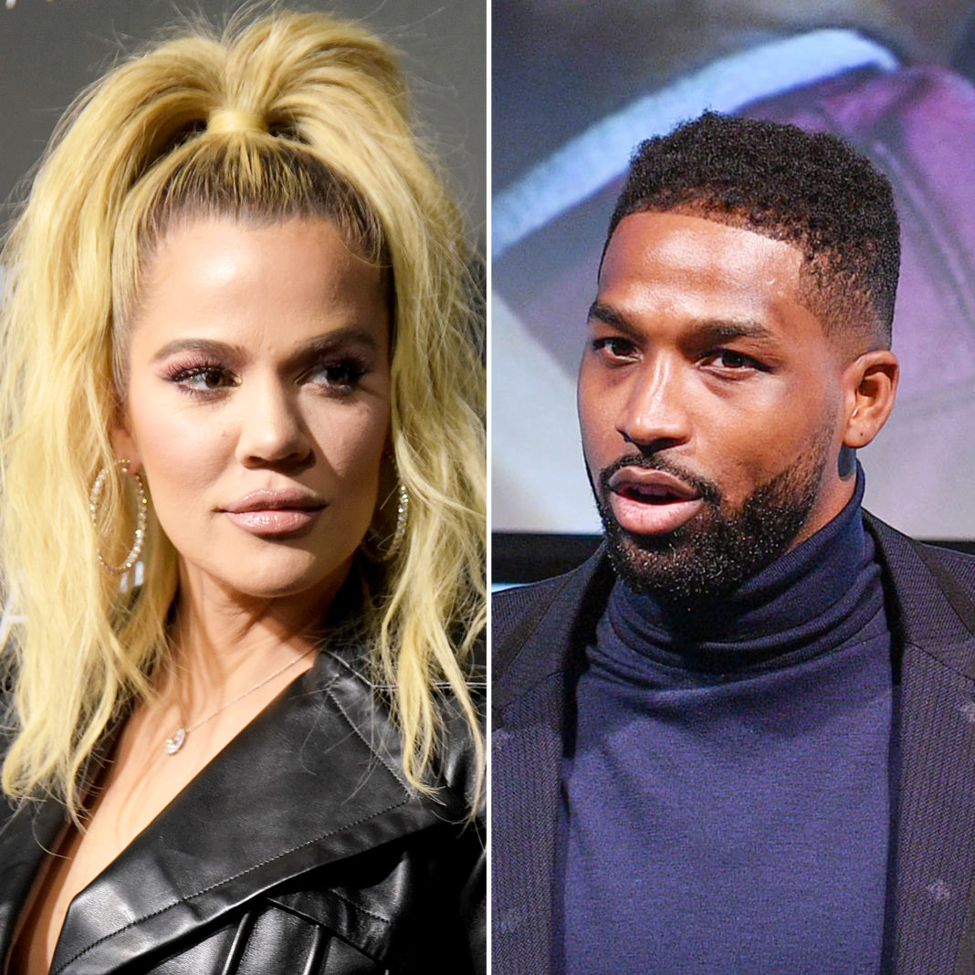 Khloe Kardashian Posts Photo of Delivery Room 'Tension' With Tristan Thompson