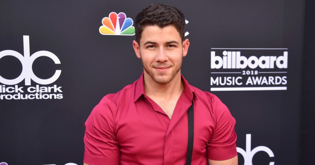 Nick Jonas Jokes He's 'Fully Insta Stalking' Fiancee Priyanka Chopra