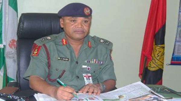 Nigerian Army announces major shake-up, top Generals affected [Full list]