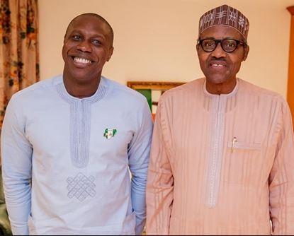 Obasanjo's son, Olajuwon emerges president of Buhari Youth Organisation