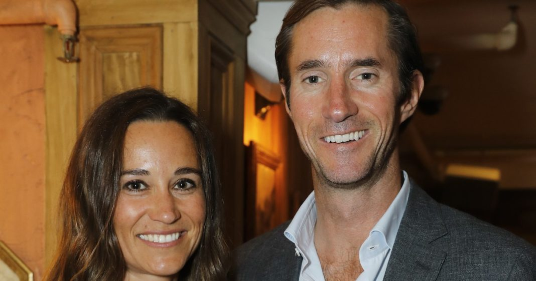 Pippa Middleton's Baby Boy Is Named in Tribute to Family Members: Report
