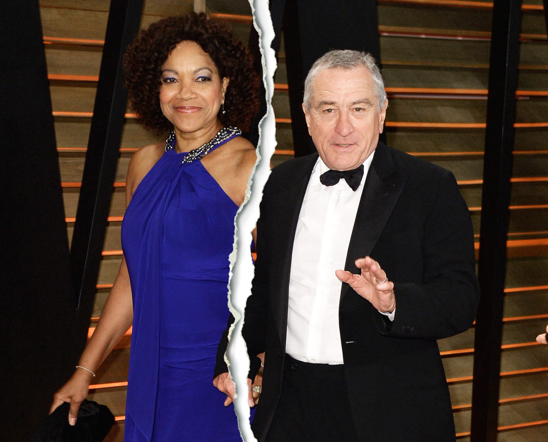Robert De Niro, Wife Grace Hightower Split After More Than 20 Years Together