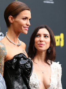Ruby Rose's Ex Accuses Her of 'Continued Harassment'