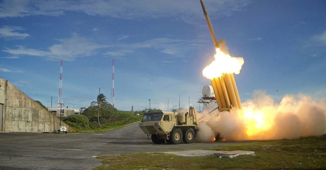 Saudis, US take a significant step toward closing $15 billion deal for Lockheed THAAD missile system