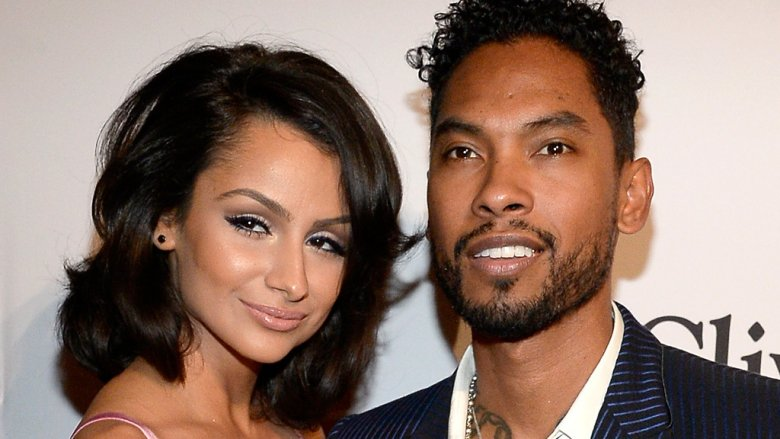 Singer Miguel to marry longtime girlfriend Nazanin Mandi