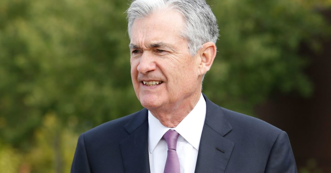 Watch Fed Chairman Jerome Powell speak to the Economic Club of New York