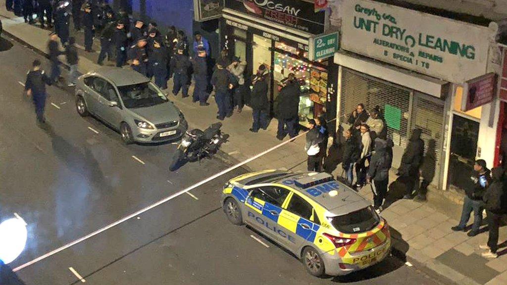 Hammersmith stabbing: 39 attempted murder arrests