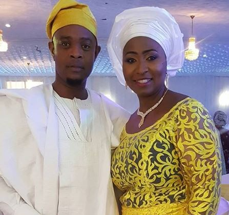 Husband ofTVC presenter, Morayo Afolabi-Brown who said she wouldn't let him bath their daughter defends her