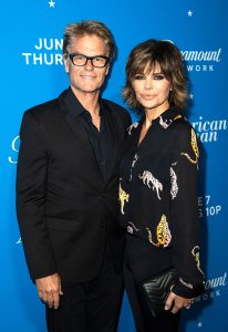Lisa Rinna's Husband Harry Hamlin: It's 'a Miracle' We're Still Married