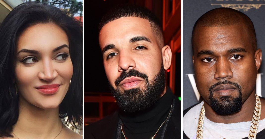 Mom of Drake's Son Defends Him Over Kanye West Feud