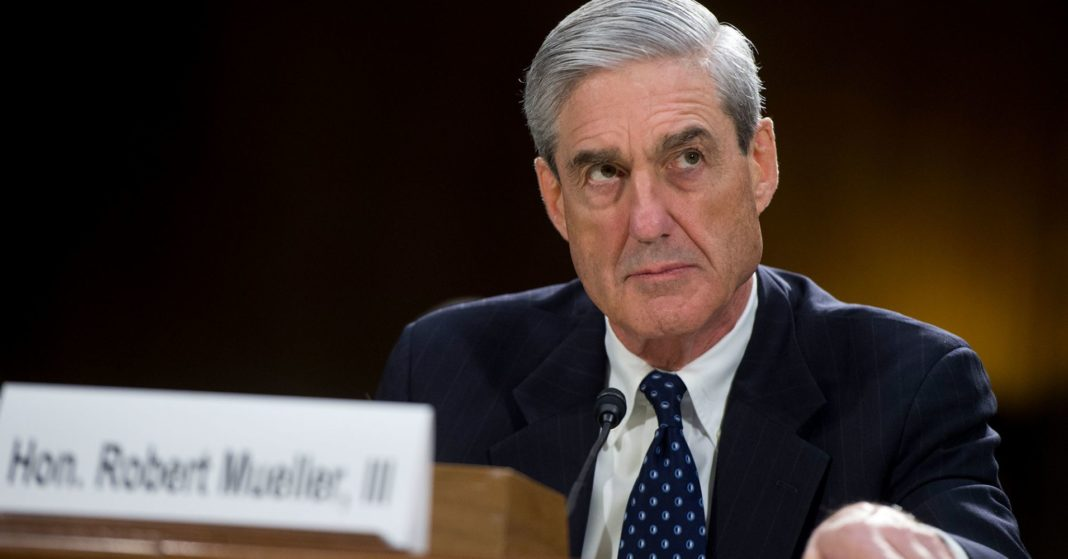 Mueller investigation cost $25 million in first 16 months, report shows