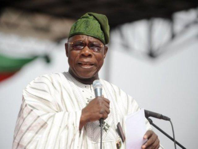 Obasanjo reveals how Nigeria can develop