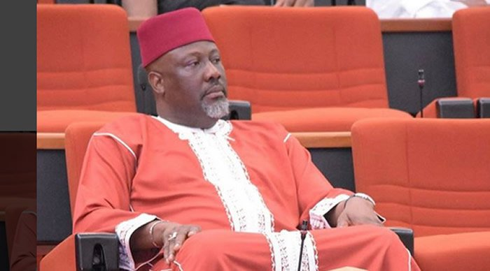 Police react to Dino Melaye's claim that IGP Idris wants to arrest, inject him to death