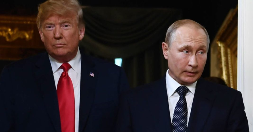The other big Trump-Putin story: Nuclear treaty hangs in the balance as Russia-US tensions rise