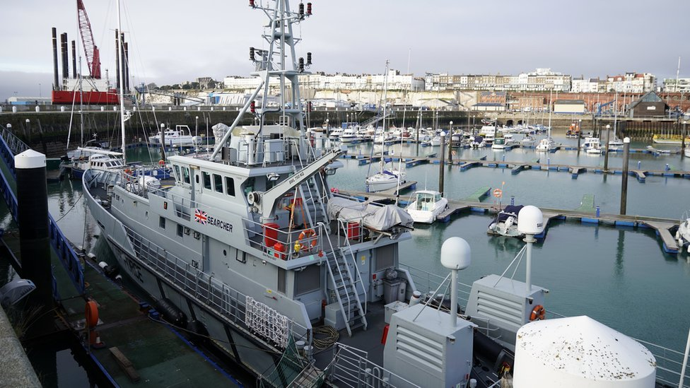 Two more Border Force vessels return to patrol Channel