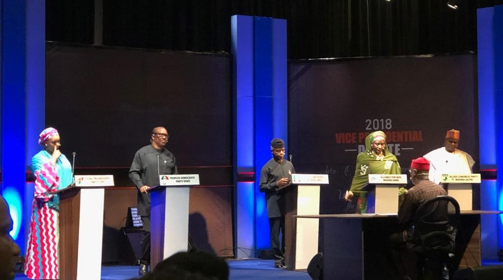 VP Debate: Candidates reveal their party's foreign policies